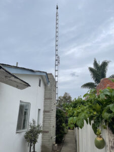 Free quote antenna tower removal Top to Bottom